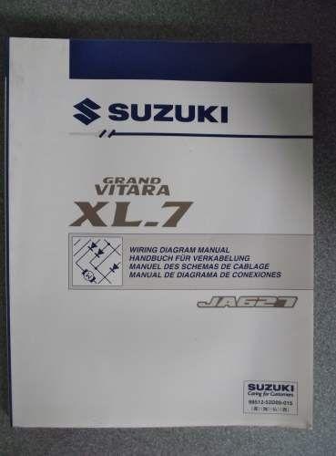 Suzuki Grand Vitara Wiring Diagram On Wiring Diagram For Suzuki Grand