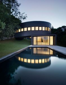 Casa by subarquitectura also architecture corridor and house rh pinterest