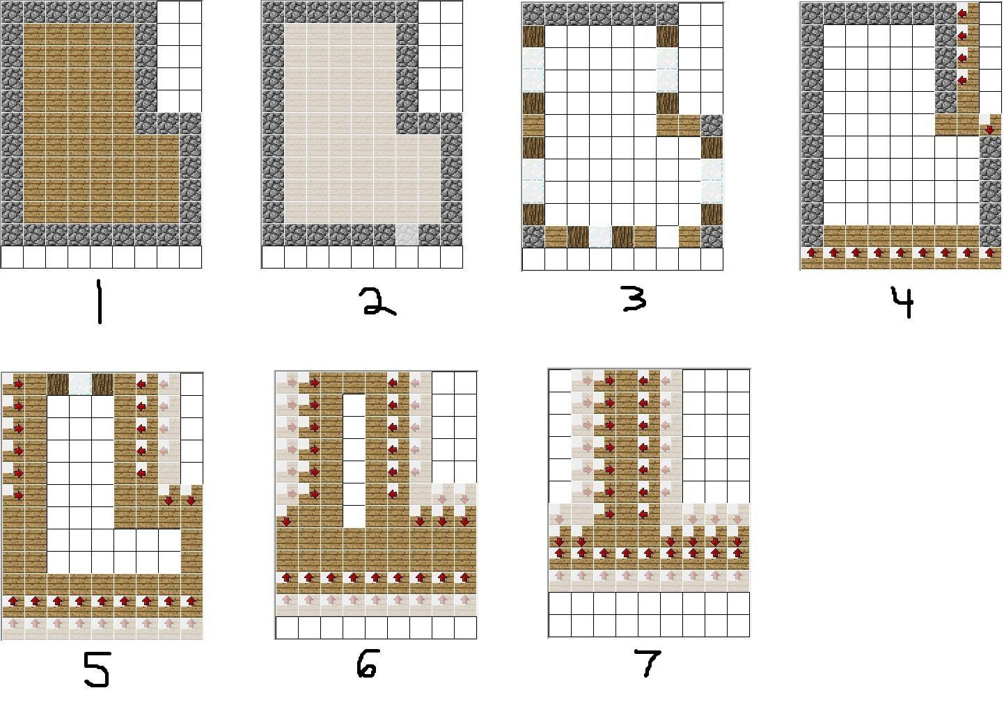 Minecraft Village Blueprints 10 Minecraft Pinterest Village
