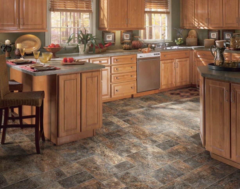 Rustic Kitchen Floor Tile Ideas   Novocom.top