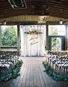 Gorgeous north carolina wedding at biltmore ceremony decorationswedding also ideas rh pinterest