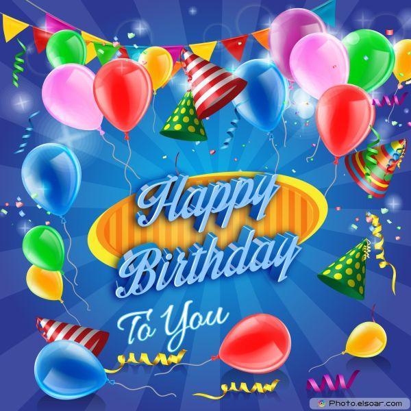 Happy Birthday Hd - Google