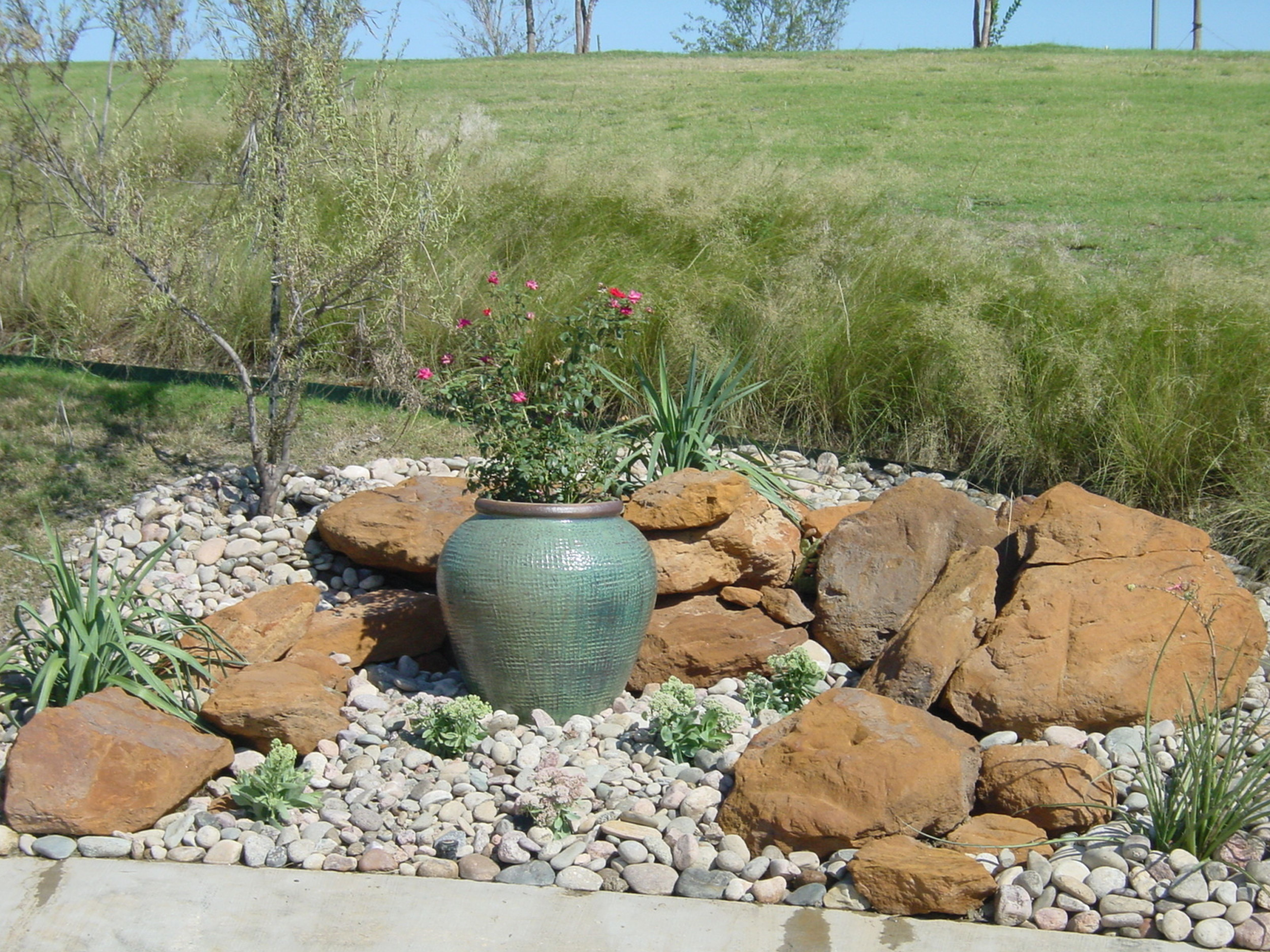 Rock Gardens Ideas Garden Design Ideas