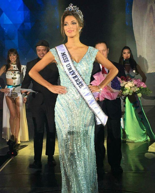 Iris Mittenaere France Miss Universe 2016 Miss