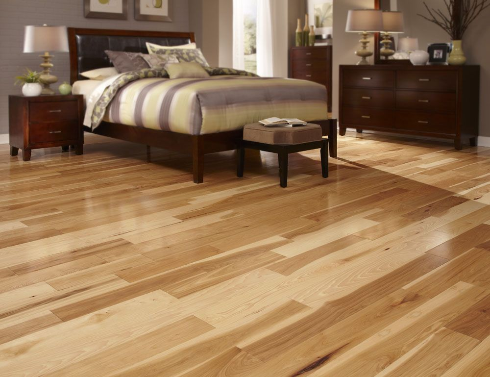 Bellawood  Natural Hickory  Floors Hardwood  Pinterest