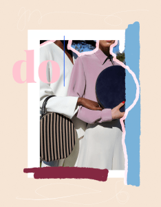 Collage by linda gobeta using mansurgavriel imagery also graphics rh pinterest