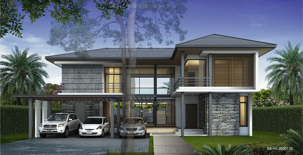 Appealing Professional Architectural Visualization Design With