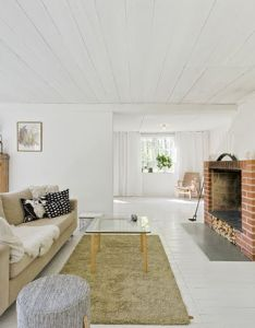 Home interior swedish summer cottage wall decor ideas for small living room design spaces chairs ikea wonderful white also scandinavian house from hemnet bones of the rh pinterest