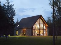 Bold comfort farm | Open floor, Lofts and Lakes