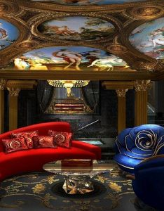 The mos expensive hotel interior design project villa du comte rooms are decorated with extravagant also inspiration and ideas villas decorating projects rh za pinterest