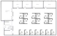 office space layout ideas - Google Search | Office Space ...