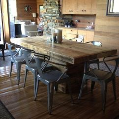 Cheap Farmhouse Table And Chairs Chair Cover Rentals Jacksonville Fl Rustic Dining Made From Reclaimed Wood 30