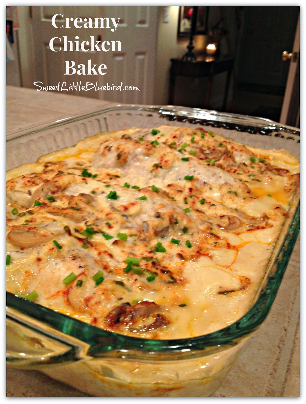 Turkey Chops Gravy Baked