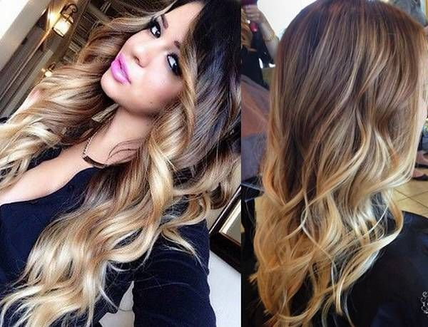 The Difference Between Balayage & Ombre Hair Coloring Guide How