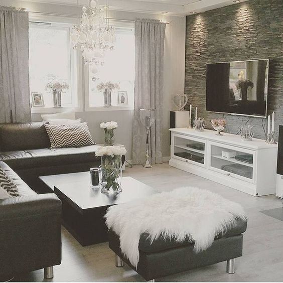 Super Stylish And Fresh Black And White Home Décor Ideas That Will