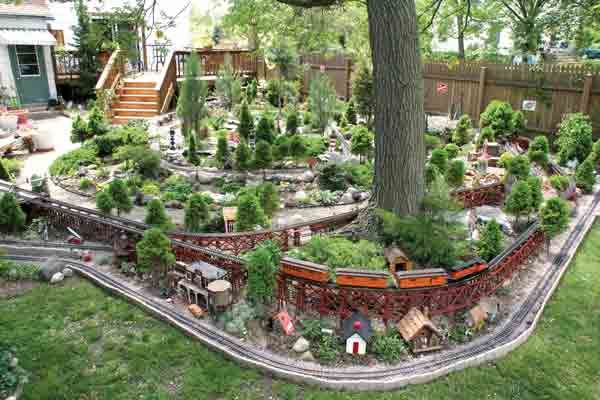 Garden Layouts Small Gardens