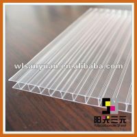 Polycarbonate Sun Panel;transparent Corrugated Roofing ...