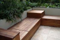 deck-storage-bench-plans.jpg (1152777) | deck | Pinterest ...