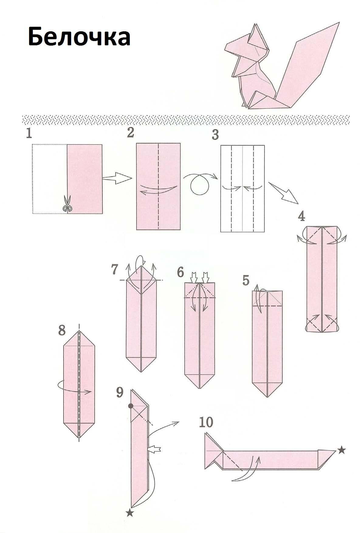 origami eagle instructions diagram 700r4 plug wiring belochka1o animais e seres mitológicos
