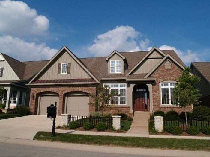 Brick House Trim Color Ideas House Interior
