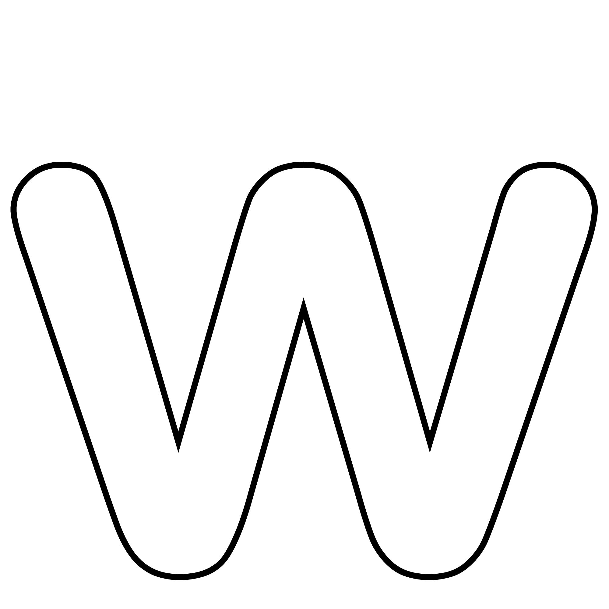 Images Of Letter W