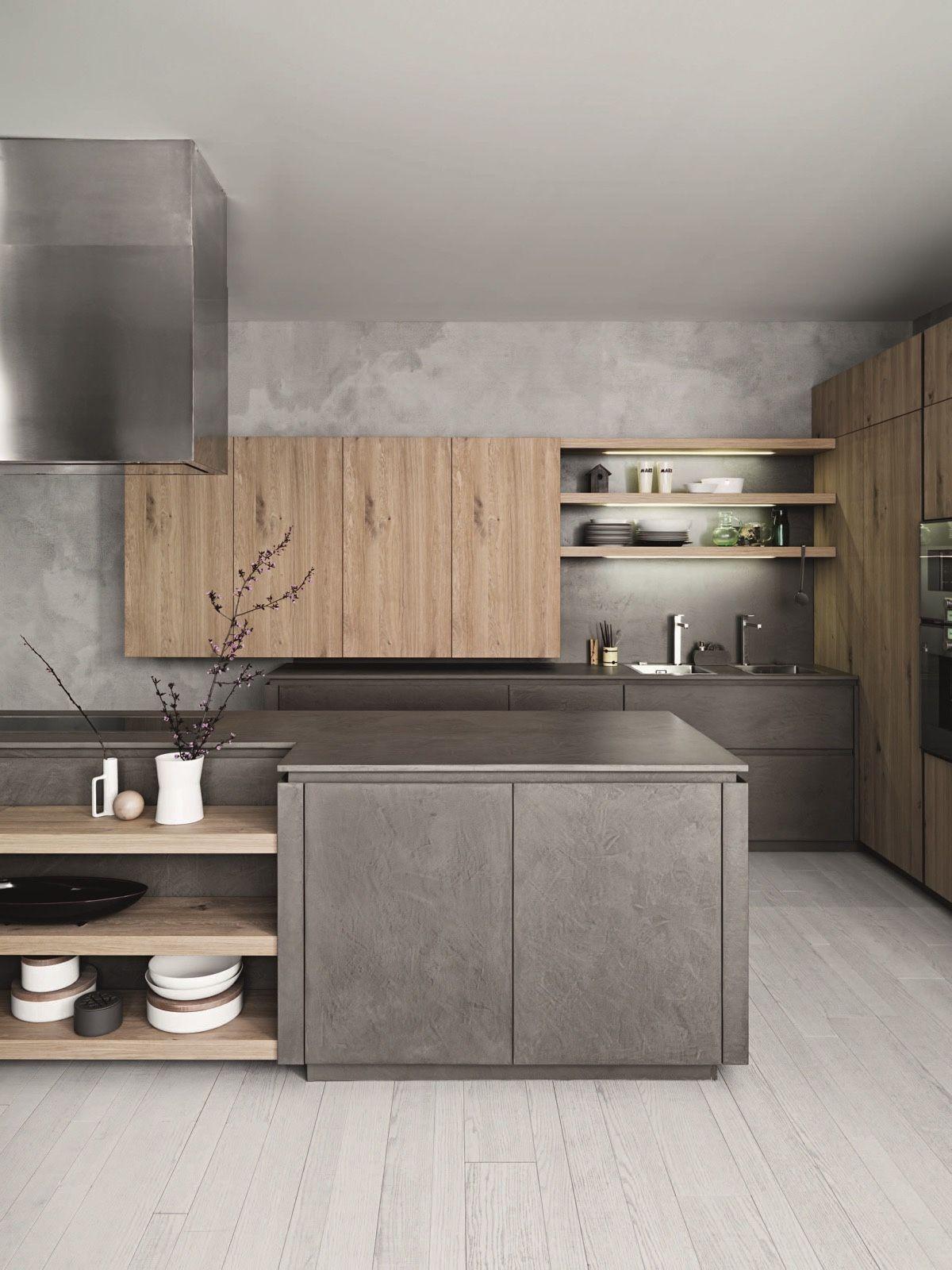 40 Gorgeous Grey Kitchens  Kitchen Designs  Pinterest