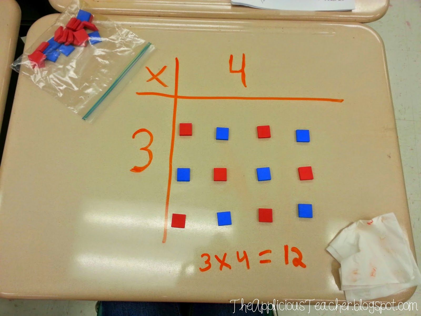 Multiplication Arrays Ks1 Games