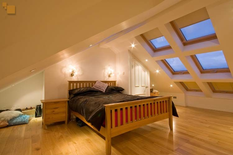 Loft Conversion With Dressing Room Google Search Attic