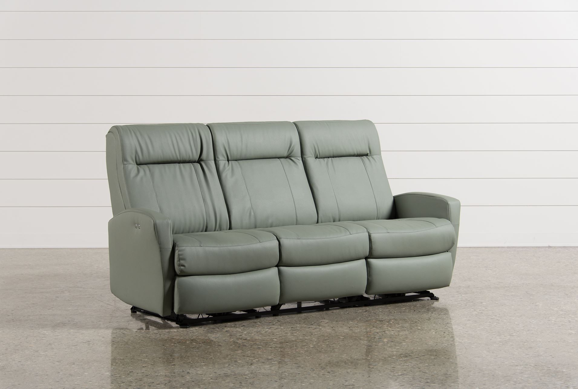 motorized sectional sofa leather sofas vancouver island power reclining talentneeds