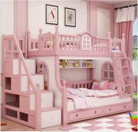 Cheap bunk bed, Buy Quality bed girl directly from China ...