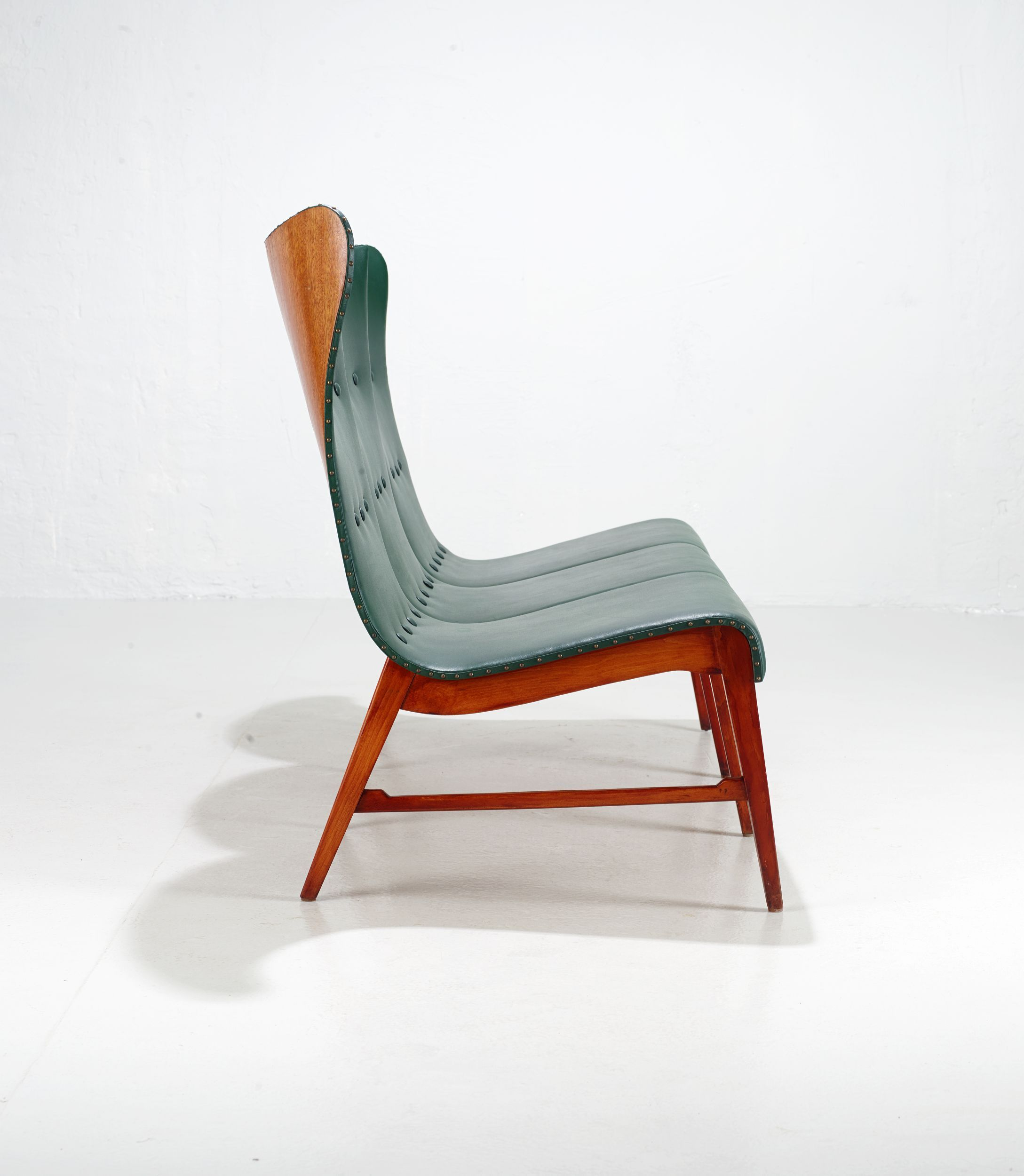 Cool Lounge Chairs Axel Larsson Attributed Sofa By Kocks Snickerifabriker