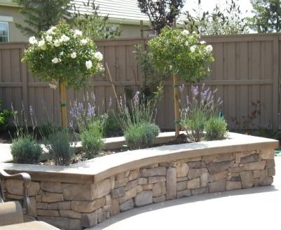 Patio Decorating Ideas Plants Photos Here's Another Raised
