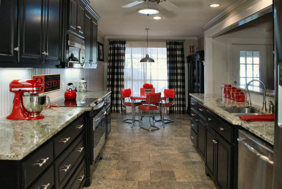 Red Decor Accents on Pinterest  Hickory Kitchen Cherry Kitchen Decor and Lacquer Furniture
