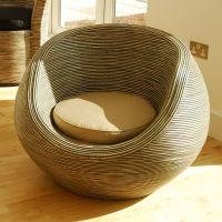 Rattan Furniture Indoor: Rattan Conservatory Chairs Modern ...