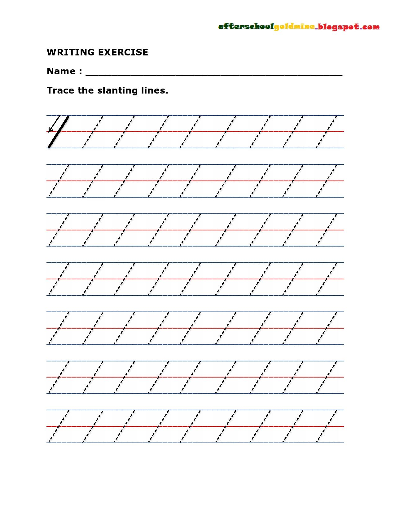 Worksheet Line Tracing Worksheets Worksheet Fun Worksheet Study Site
