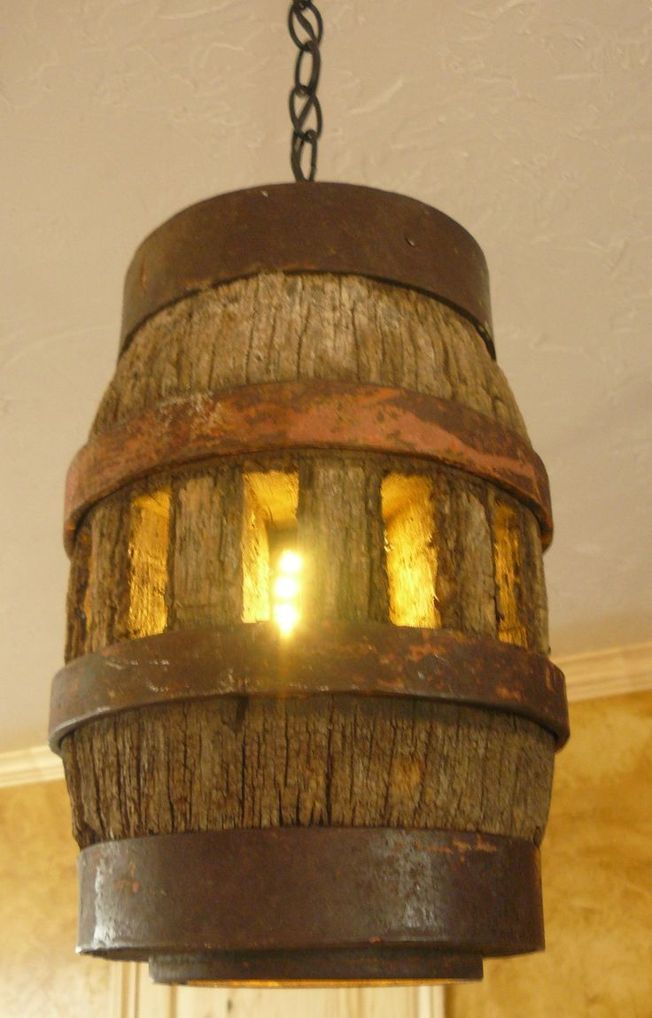 DIY Wagon Wheel Light  Wagon Wheel Hub Light fixture idea