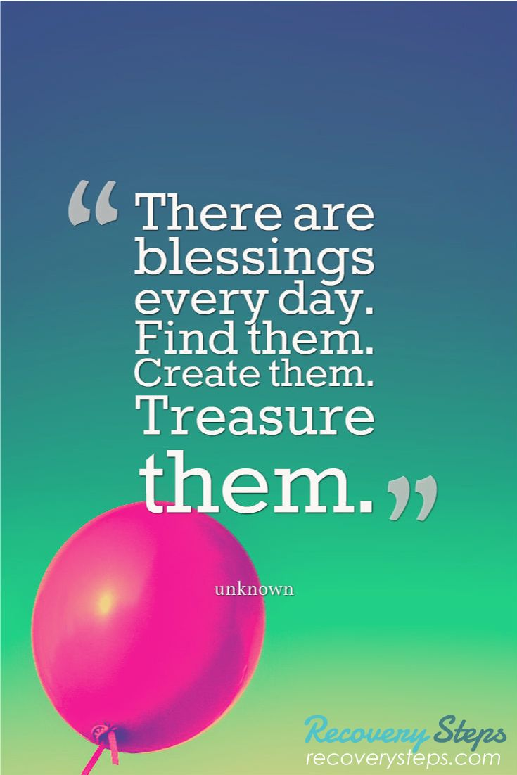 Everyday Blessing Quotes