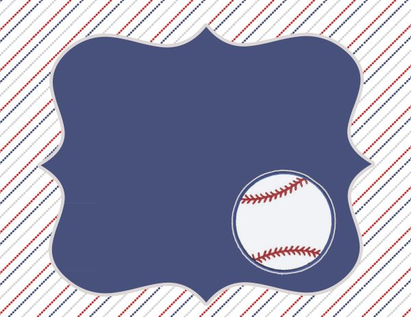 Baseball Scrapbooking Paper Over 50 Printable Pages