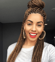 pretty box braids flyingwithpurpose
