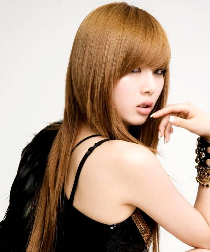 Kpop Hair Female Google Search Hair Pinterest Kpop