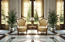 Taher Design Luxury Classic Interior 3 Tuscan