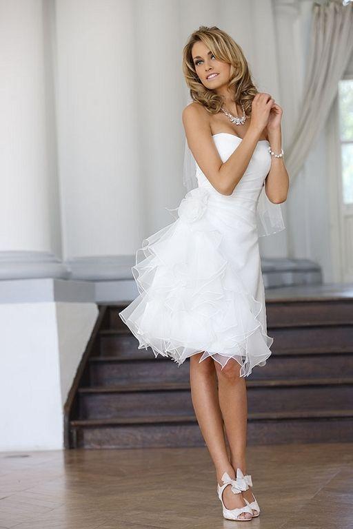 Kleider Für Standesamt Abendkleid Pinterest Sommer