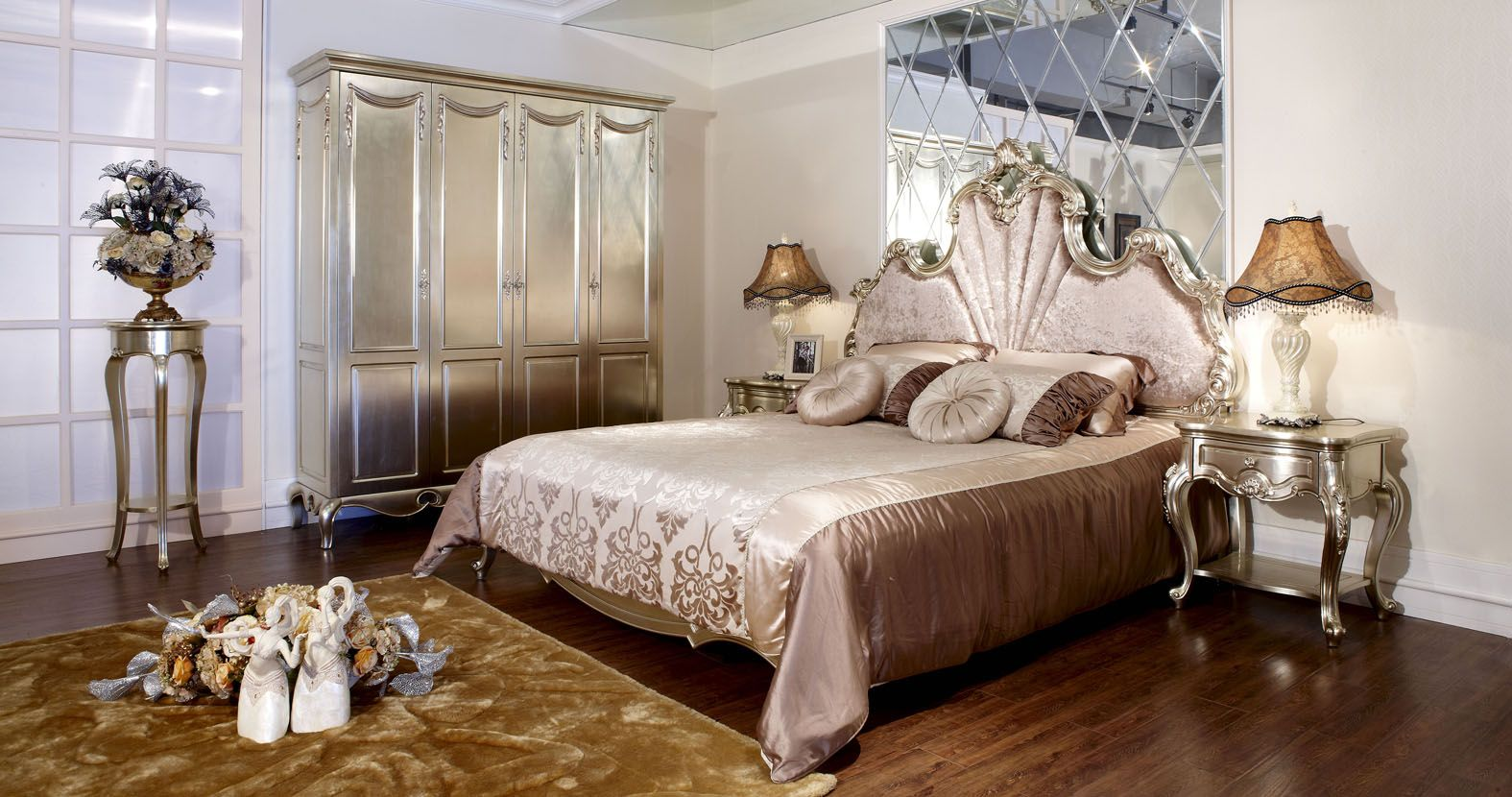 French Provincial Furniture Bedroom
