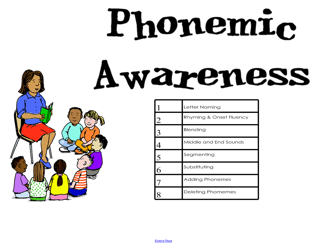 Best Pre K Phonological Awareness Images