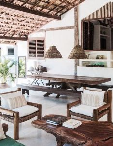 Tropical house inspiration don   miss my new post on the amazing casa tiba happy also rh za pinterest