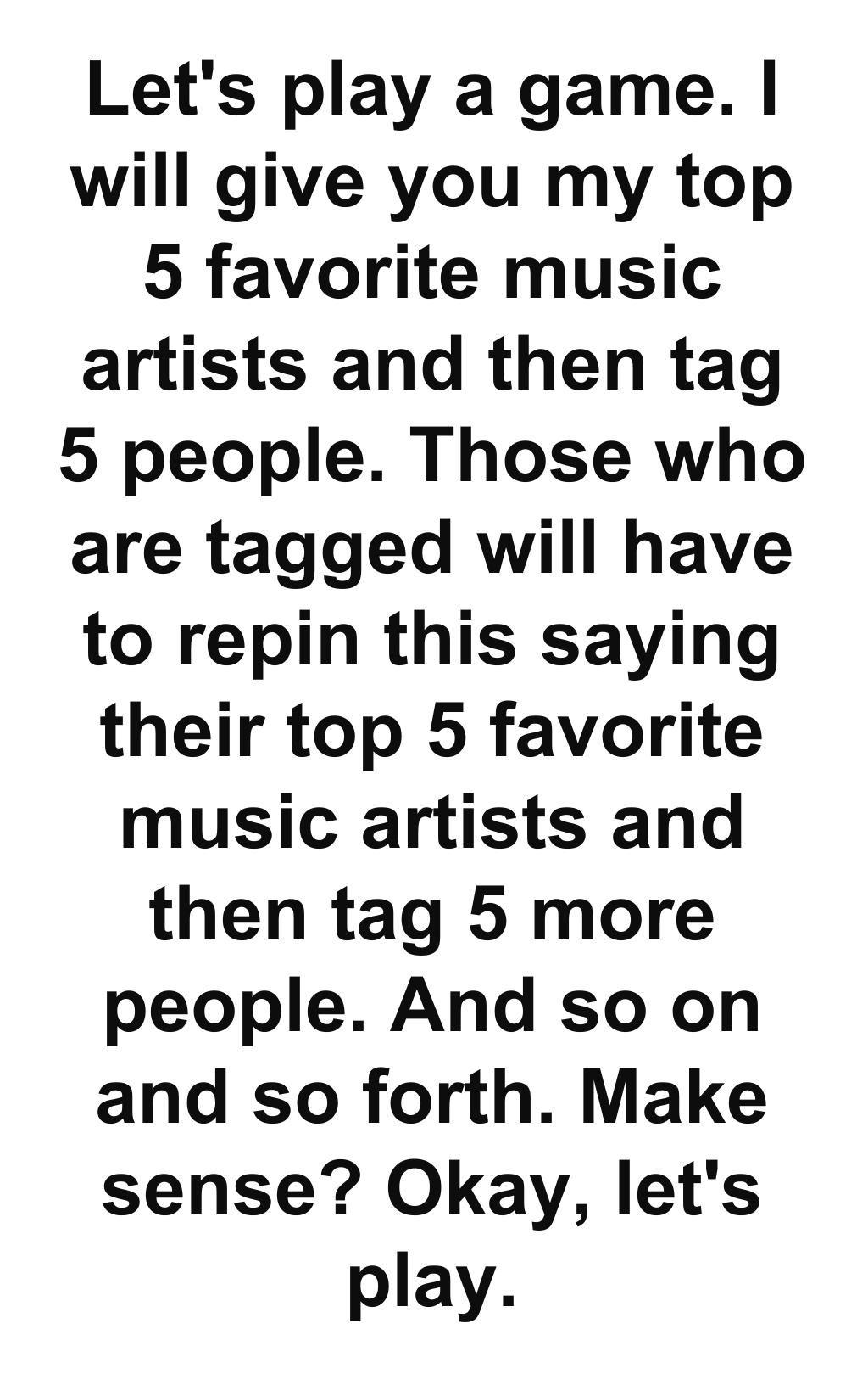 Imagine dragons, Taylor Swift, Ariana Grande, Pentatonix
