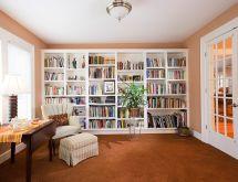 Consejos Para Crear Una Biblioteca Acogedora Doors