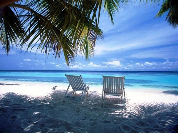 Beach Scene Desktop Wallpaper to Make Our PC Looks More