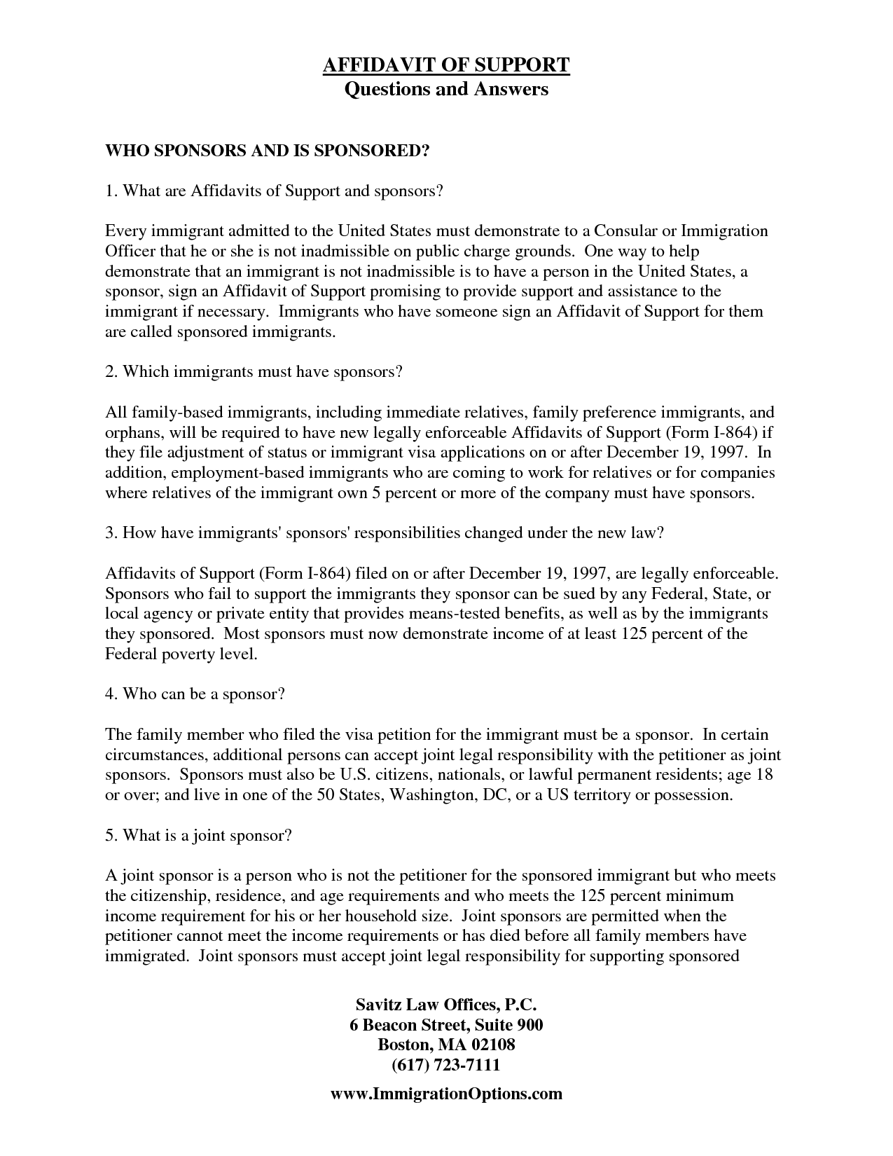 Immigration Officer Samples  Cover Letters