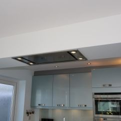 Extractor Fan Kitchen Top Rated Stoves Ceiling Recessed Into Suspended
